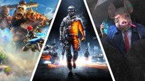 Gratis-Spiele und Exklusiv-Inhalte im Dezember