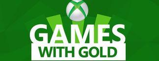 Xbox Games with Gold: Das sind die kostenfreien Spiele im Januar