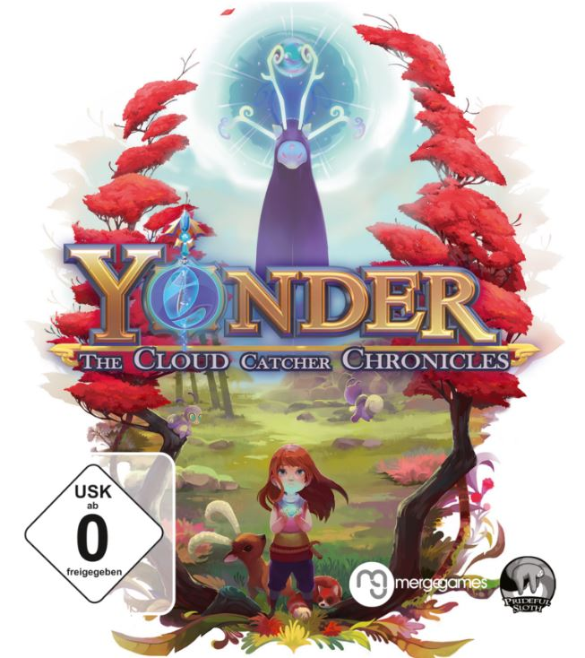 Yonder - The Cloud Catcher Chronicles