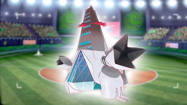 Mit dem Dynakristall könnt ihr euch Gigadynamax-Duraludon schnappen. (Bild: The Pokémon Company)