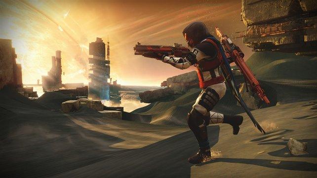 Um bei Online-Spielen wie Destiny die bestmögliche Leistung abrufen zu können, muss auch die Technik mitspielen.