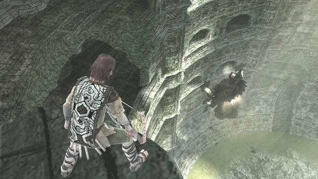 Um das Mädchen Mono zu retten, tötet Held Wander 16 Kolosse. Aber ist es das wirklich wert?