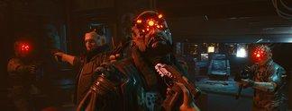 Cyberpunk 2077: Knapp 50 Minuten voller Gameplay