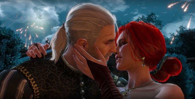 Geralt ... der größte Weiberheld der Spielegeschichte.