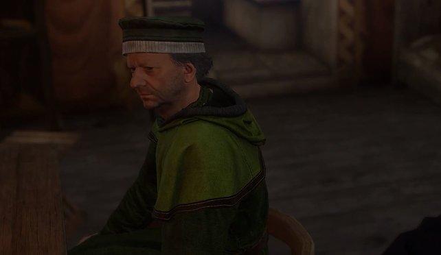 Meister Feyfar will, dass ihr die Minen bei Skalitz untersucht und sicherstellt, dass das Silber nicht geklaut wird.