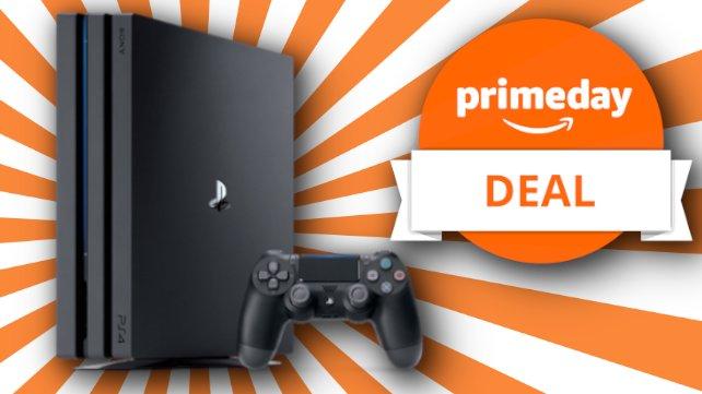 Die PS4 Pro gibt's aktuell am Prime Day zum Sparpreis.