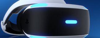 PlayStation VR: Sony verleiht die virtuelle Realität