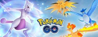 Pokémon Go: Ultra-Bonus-Event bringt Mewtu und regionale Pokémon