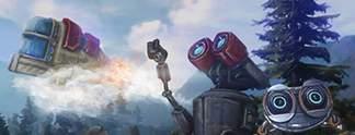 Phoning Home: Wall-E nach Hause telefonieren
