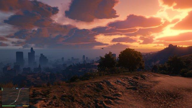 Welche GTA-Version bietet die schönste Aussicht?