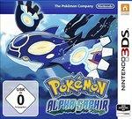 Pokémon - Alpha Saphir
