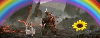 Panorama: Modder verwandelt Spielwelt in buntes Fantasy-Szenario