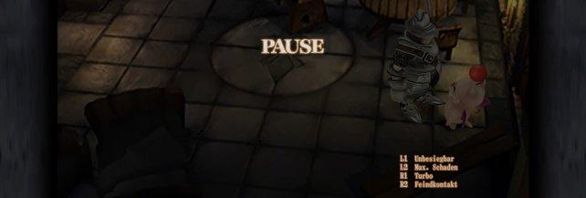 Aktivierte Cheats könnt ihr im Pause-Bildschirm von Final Fantasy 9 einsehen.
