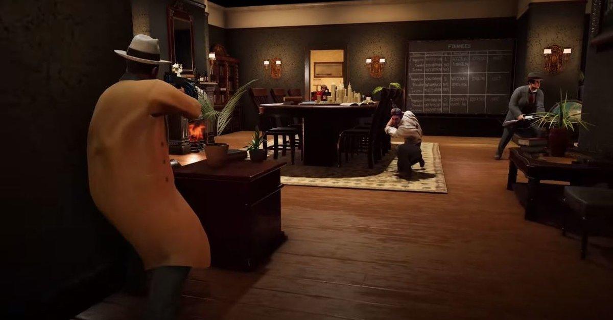 Empire of Sin: Neuer Trailer verrät Releasetermin des Mafia-RPG