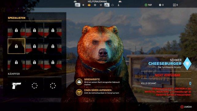 Far Cry 5 Wolfsköder Karte.Far Cry 5 Skillung Diese Vorteile Und Fähigkeiten Empfehlen Wir