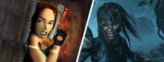Die bewegte Geschichte von Lara Croft