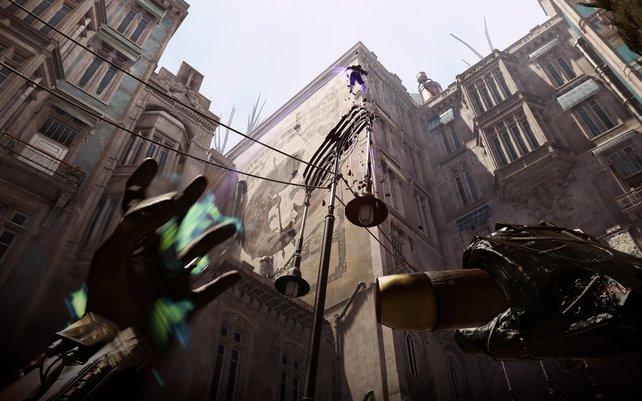 Spielerisch orientiert sich die Erweiterung an den Hauptspielen.