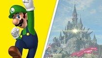 Luigi wird zum Helden von Hyrule