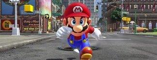Super Mario: Schneller als Usain Bolt