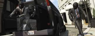 GTA 5: Online-Dienst wegen Wartung heute mehrere Stunden nicht erreichbar