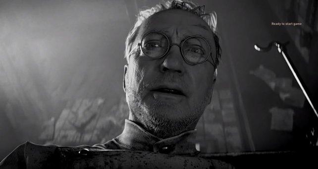 Die Zombies von CoD: WW2 sind auf seinem Mist gewachsen - Dr. Straub