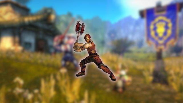 Eine der seltensten Waffen in World of Warcraft ist das Pendel der Verdammnis. (Bild: Blizzard)