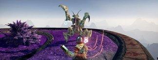 News: Indie-Koop-Rollenspiel klettert die Steam-Charts hinauf
