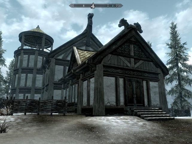 Skyrim - Hearthfire - Haus Heljarchen (Quelle: http://de.elderscrolls.wikia.com)