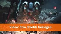 Major General Ezra Shields im Boss-Guide