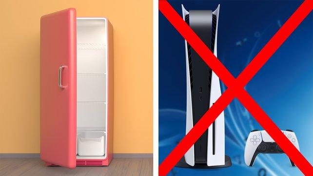Spieler zeigt, wie unnötig Konsolen sind, wenn ihr einen Kühlschrank habt.