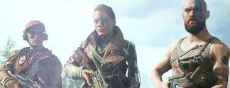 """Battlefield 5: Reddit-Moderatoren beenden Debatten um """"Historische Akkuratesse"""""""