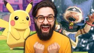 Fans feiern Mix aus Pokémon und Monster Hunter