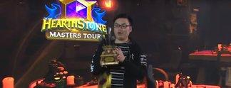 Hearthstone   Pokal für Turniersieger zerfällt bei Siegerehrung