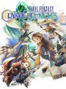 dsafFinal Fantasy Crystal Chronicles