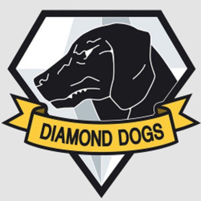Das Diamond Dogs Emblem