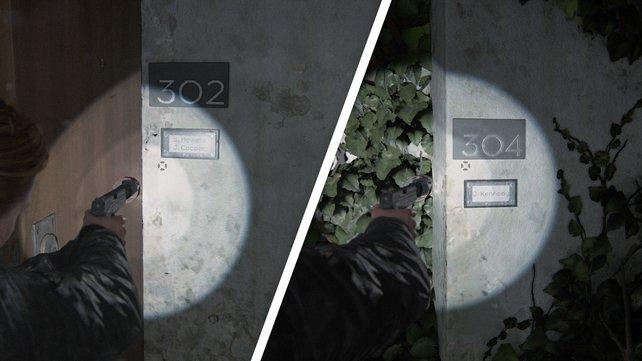 Die Kombination für den Safe im Apartment lautet 30-23-04.