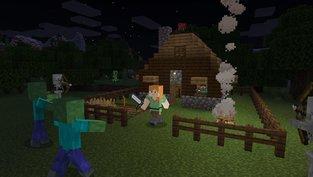Minecraft-Fehltritt