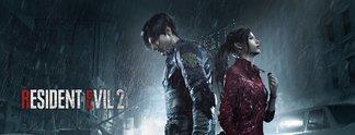 "Resident Evil 2: ""9,99 Euro""-Aktion bei Gamestop"