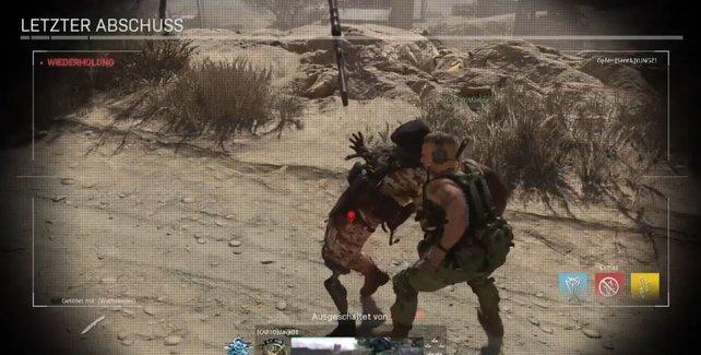 Dieser Traum-Kill in CoD: Modern Warfare gehört eigentlich jemand anderem.