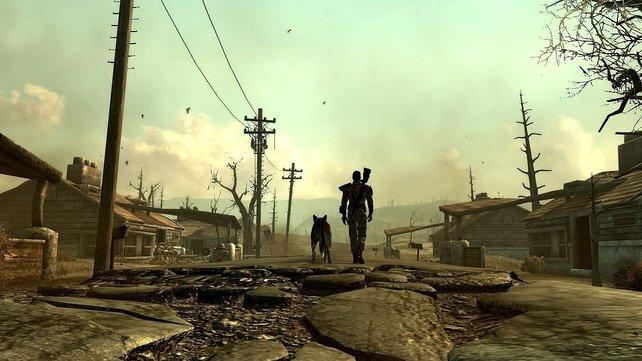 Erste Schritte in Fallout 3: Das Ergebnis war überraschend.