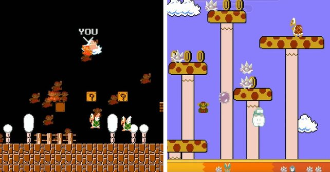 Nintendo stellt ein Mario-Battle Royale vor. Doch das gab es schon.