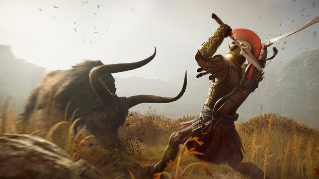 Auch Assassin's Creed - Odyssey ist im Preis reduziert