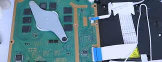PlayStation 4 Slim: Das Innenleben der Konsole im Video