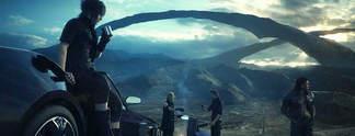 """Final Fantasy 15: Square Enix arbeitet mit """"Just Cause 3""""-Entwickler zusammen"""
