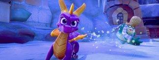 Spyro Reignited Trilogy: Simpel, altbacken und deshalb charmanter denn je