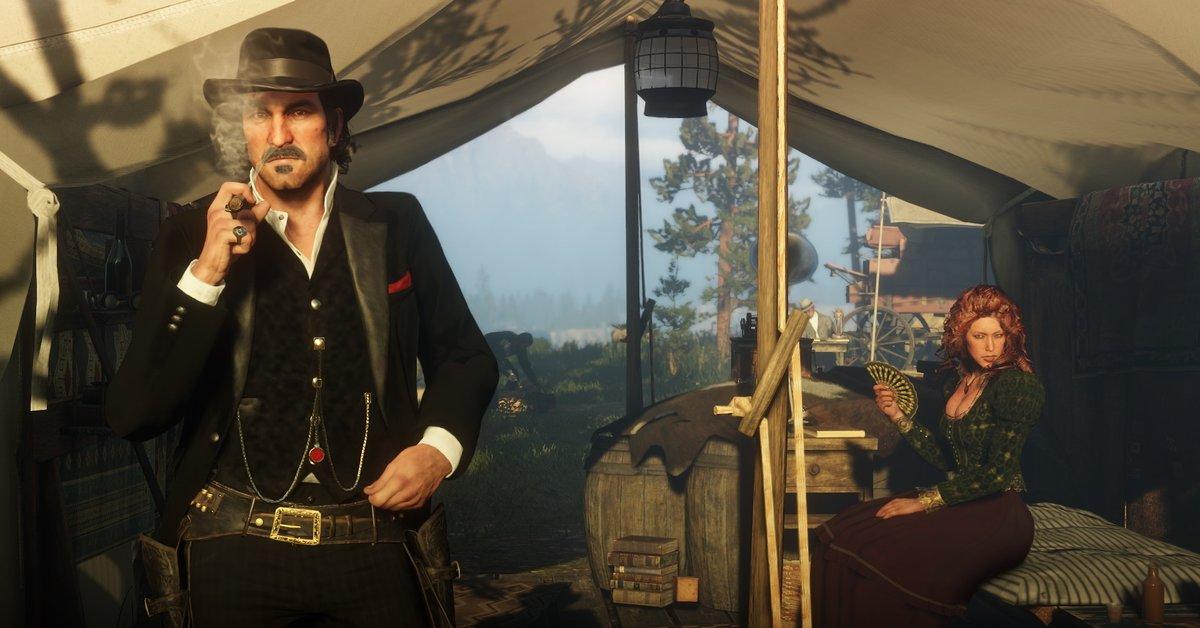 Red Dead Redemption 2 | Schmuddel-Mod aus GTA soll verboten werden