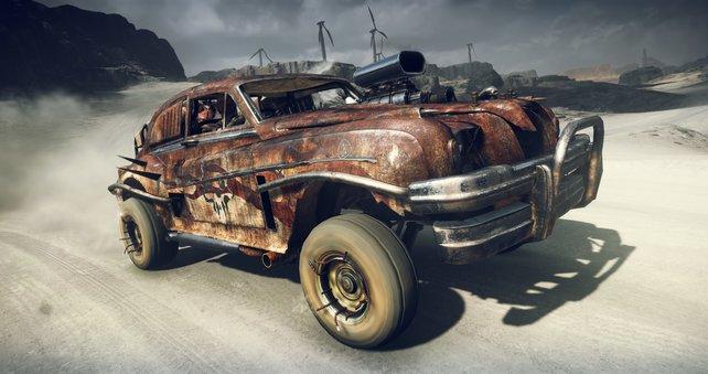 Wie soll euer Auto aussehen? Ihr habt die Wahl.