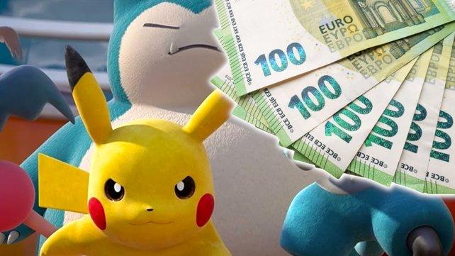 Müssen Spieler im neuen Pokémon Unite ordentlich blechen, um zu gewinnen? Bildquelle: The Pokémon Company, Getty Images/Alexandr Baranov.