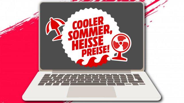 Spart jetzt mit der Sommer-Aktion bei MediaMarkt!