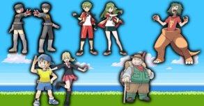 Welcher Pokémon-Trainer wärt ihr?
